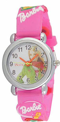 OpenDeal Analogue White Dial Girl's Watch - Od-W191