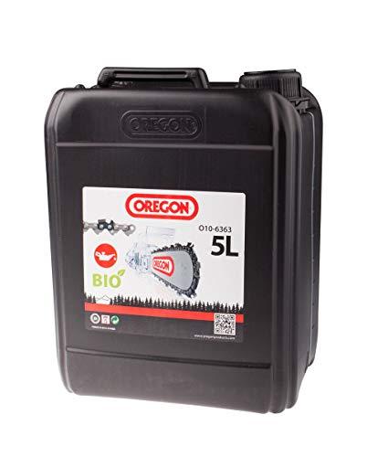 Oregon Bio Sägekettenöl, 5 Liter