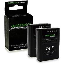 2x Premium Bateria PS-BLN1 para Olympus OMD E-M5 EM5 Stylus XZ-2 Pen E-P5 E-M1