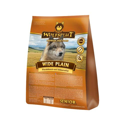 Wolfsblut Wide Plain Senior, 1er Pack (1 x 1.5 kg)