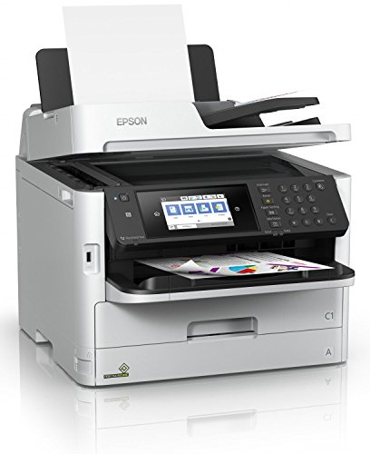 Epson WorkForce Pro WF-C5790DWF 4800 x 1200DPI Inkjet A4 34ppm Wi-Fi -