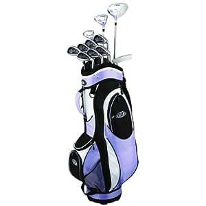 GolfGirl FWS2 Golf Komplettset : Lila