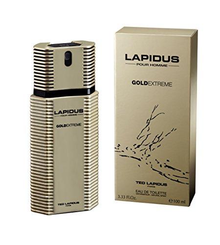 Ted Lapidus–Gold Extreme Eau De Toilette Spray 100ml