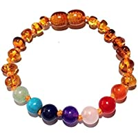 Child Jellybean Chakra Gemstones Polished Honey Baltic Amber Anklet preisvergleich bei billige-tabletten.eu