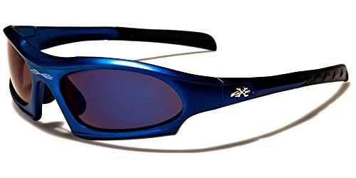 Damen Snowboard Oakley Brille (X-Loop Sonnenbrillen - Sport - Radfahren - Skifahren - 100% UV400 Schutz)