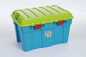 Bo Te De Rangement En Plastique Grand Coffre Jouets Pour Enfant Puisse Stack Organiseur