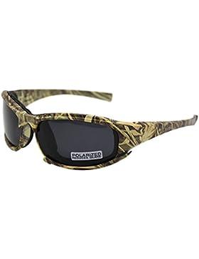 Polarizzata Daisy X7 esercito, Kit di lenti occhiali militari 4, uomini gioco di guerra tattico all'aperto occhiali...