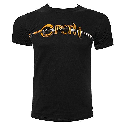 T Shirt Degli Opeth Enemies (Nero) - Small