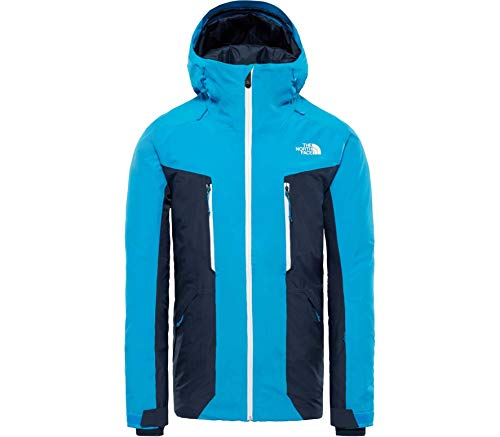 THE NORTH FACE M Mount BRE JKT -Fall 2018-(T93LUZQZJ) - Hyper Blue/urban Navy - L North Face Mount