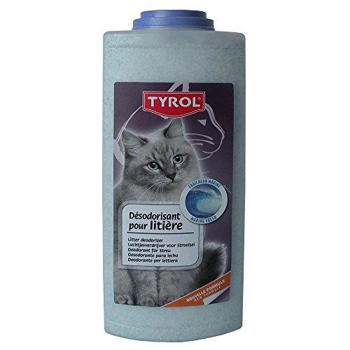 Tyrol Katzenstreu-Deodorant Meeresbrise 700ml -