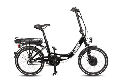 Gregster E-Bike für Damen und Herren | 20 Zoll...