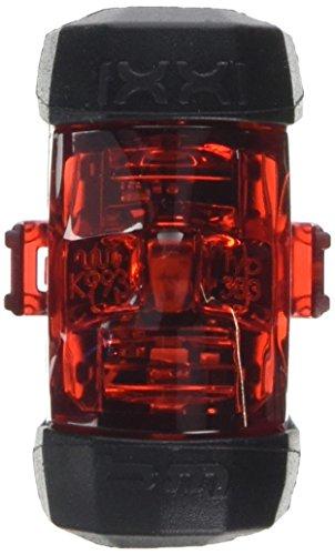 Busch & Müller IXXI Akku Led Rücklicht, schwarz, 7 x 4 x 3 cm