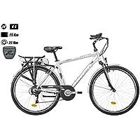 ATALA Bicicleta Eléctrica E-Run FS Man 300 26 6-V TG. 49