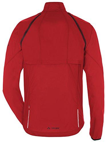 Vaude, Giacca Uomo Windoo Rosso (red)