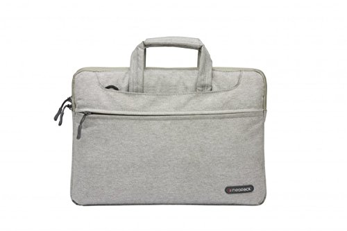 Neopack 15.5 Inches Charcoal Grey Laptop Bag
