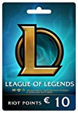 League of Legends €10 Buono regalo prepagato (1380 Riot Points)
