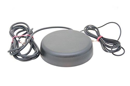 Alda PQ Antenne mit Magnetstandfuß für 2G (GSM), 3G (UMTS), 4G (LTE) mit SMA/M Stecker und 1m Kabel 5 dBi Gewinn