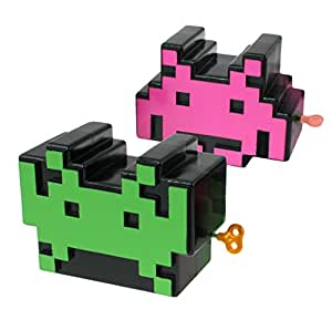 Space Invaders pack figurines à remontoir
