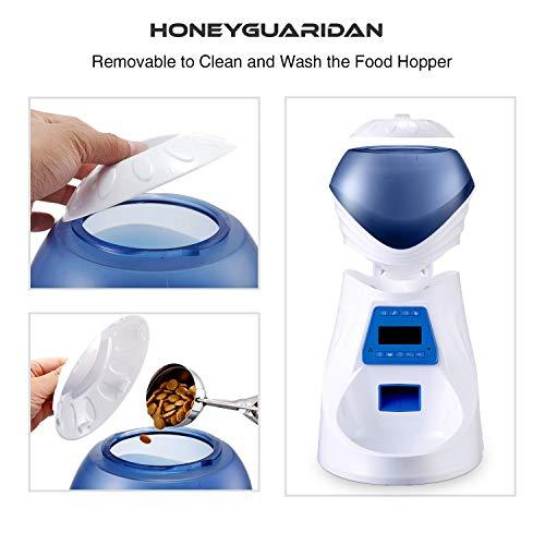 Zoom IMG-3 honeyguaridan a25 pet feeder distributore