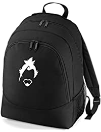 Embroidered Overwatch Hanzo gamers rucksack backpack PS4 XBOX