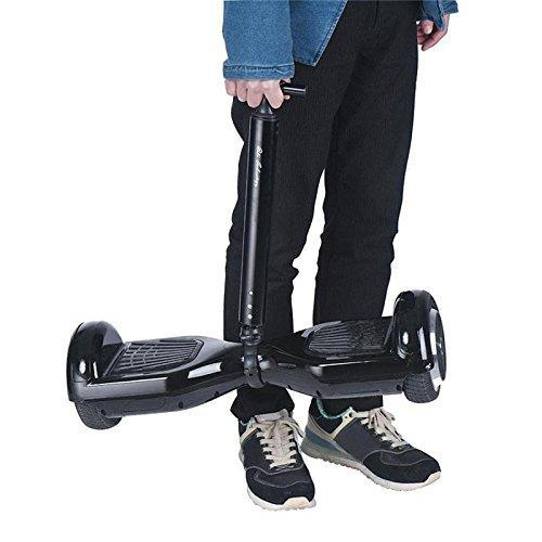 o Mango de equilibrio manillar para patinete eléctrico hoverboard, soporte barra aluminio...