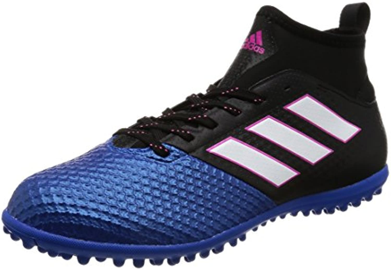 Adidas Ace 17.3 Primemesh TF, Scarpe per Allenamento Calcio Uomo, Nero (Negbas Ftwbla blu), 46 EU | Di Nuovi Prodotti 2019  | Uomo/Donne Scarpa