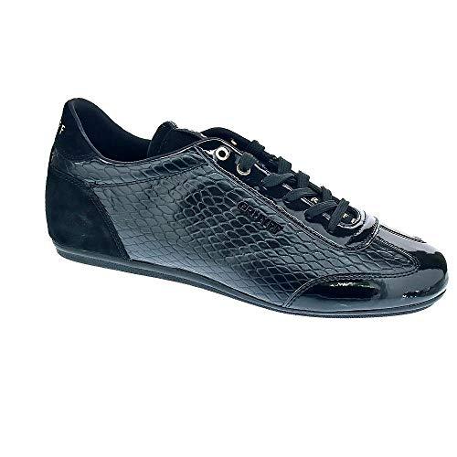 Zapatos Hombre, Color Negro Black, Marca