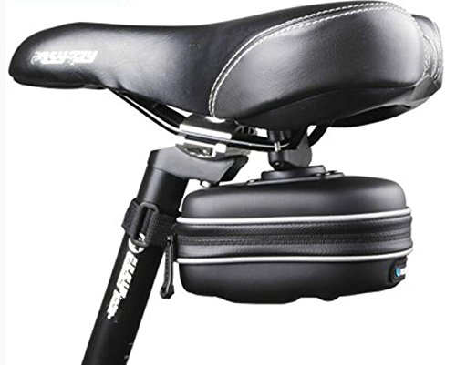 FAN4ZAME Fahrrad Tail Wrap Mountain Road Klappfahrrad Sattel Autositz Tasche Reitschule Ausrüstung Armaturen A