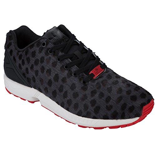 Adidas - ZX Flux - S79083 - Couleur: Gris-Noir - Pointure: 44.0