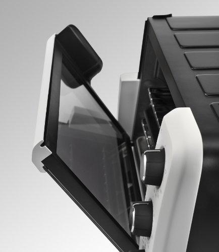 De Longhi EO12562Elektrobackofen/Minibackofen mit Umluft, Schwarz - 2