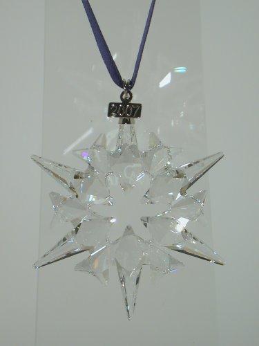 Swarovski stella di natale pendente albero di natale 872200 ap 2007