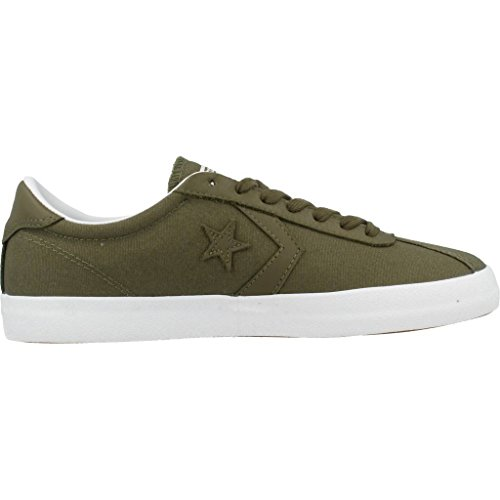 Converse Mens Breakpoint Ox Canvas Trainers Vert