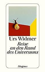 Reise an den Rand des Universums: Autobiographie (detebe)
