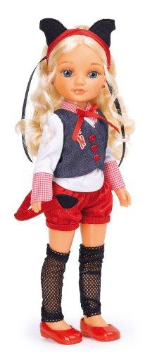 Famosa 700009526 - Nancy Make-Up und Kostüme, Modepuppe (Puppe Make Up Kostüm)