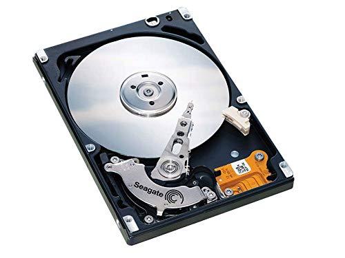 Seagate ST500VT000 interne Festplatte 500GB (6,35 cm (2,5 Zoll), 5400rpm, SATA) schwarz -