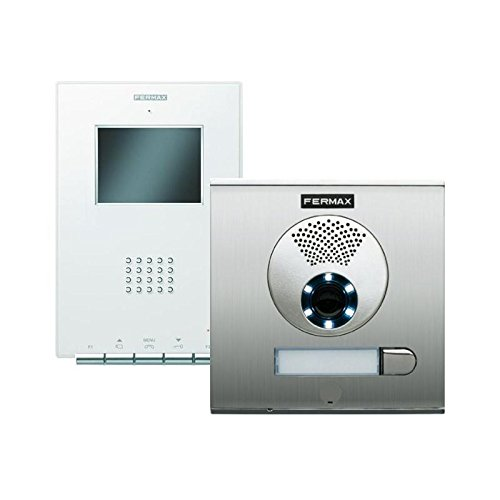 Video-Intercom Kit VDS iloft 1, in colour. 3,5'' Fermax 4950