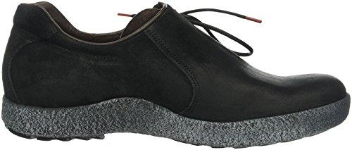 Think! GEOAG, Sneakers basses a lacets homme Noir - Noir (09)