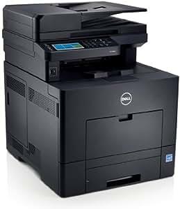 Dell C2665dnf netzwerkfähiger Multifunktions-Farblaserdrucker mit Duplexfunktion (Scanner, Kopierer, Drucker & Fax)