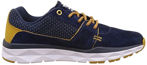 DC PLAYER SE Herren Sneakers Navy/Gold