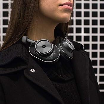 Master & Dynamic MW60 Premium High Definition Bluetooth Wireless Over-Ear Headphone - Gun Metal