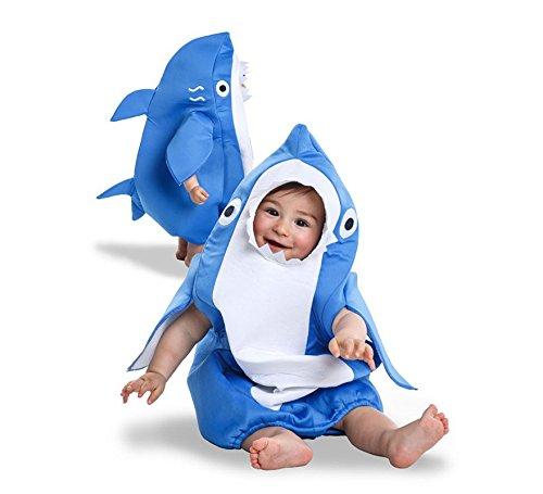 Kostüm Baby Hai - Baby Hai Kostüm