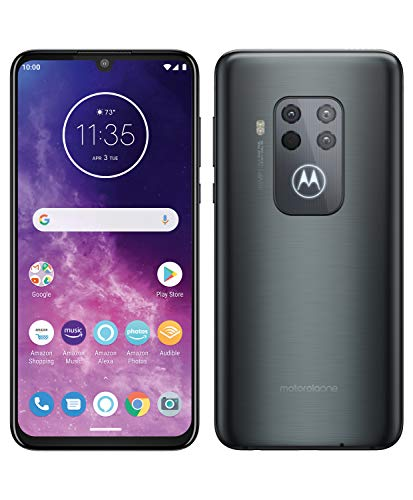 motorola one zoom mit Alexa Hands-Free (6,4