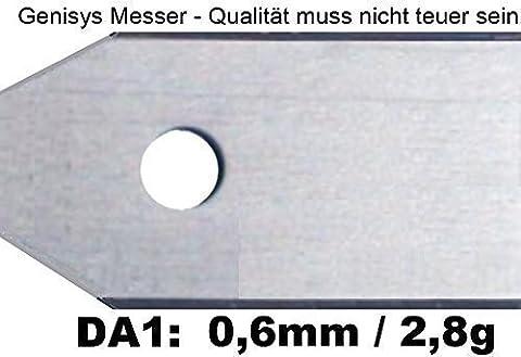 30 Messer (0,6mm) für den Husqvarna Automower
