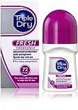 Triple Dry Anti Perspirant Roll On Fresh 50ml
