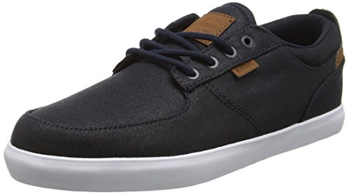 Etnies HITCH Herren Sneakers Blau (NAVY/BROWN/WHITE/480)