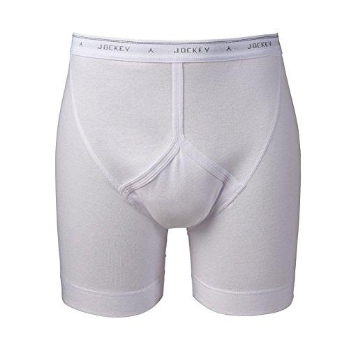 Brief Classic 4er Pack, Farbe:White (01);Größe Inch:42 ()
