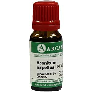 Aconitum Arcana LM 6diluizione 10ml