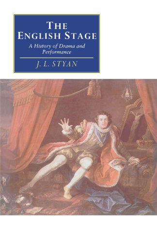 The English Stage Paperback: A History of Drama and Performance (Canto original series)
