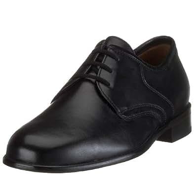 Sioux ROCHESTER 27954 hommes Chaussures à lacets, noir 39 EU petites taille