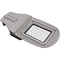 Lampada Stradale Led 50W Lampione con sensore crepuscolare V-TAC VT-15052ST 4000K SKU 5493